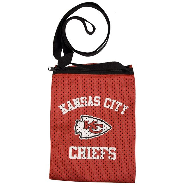 Little Earth Kansas City Chiefs Game Day Pouch - Thumbnail 0
