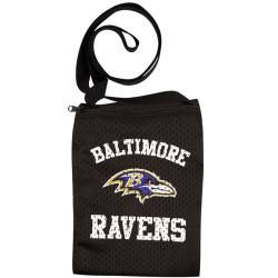 Little Earth Baltimore Ravens Game Day Pouch