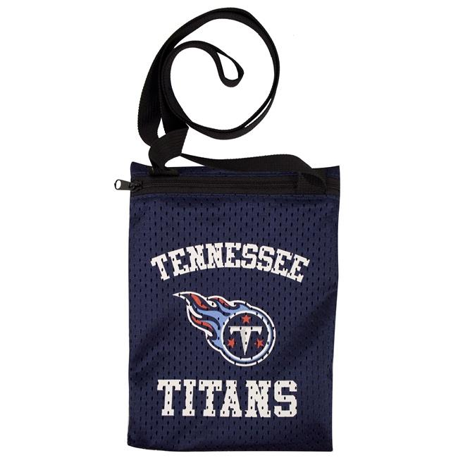 Little Earth Tennessee Titans Game Day Pouch - Thumbnail 0