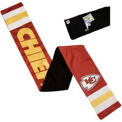 Little Earth Kansas City Chiefs Jersey Scarf - Thumbnail 1
