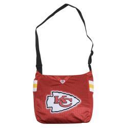 Little Earth Kansas City Chiefs MVP Jersey Tote Bag - Thumbnail 1