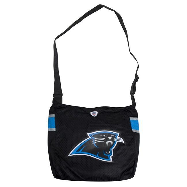 Little Earth Carolina Panthers MVP Jersey Tote Bag