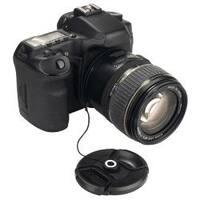 Insten Camera Lens Cap Keeper Holder