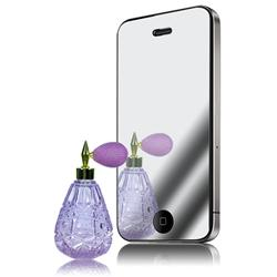 INSTEN Mirror Screen Protector for Apple iPhone 4