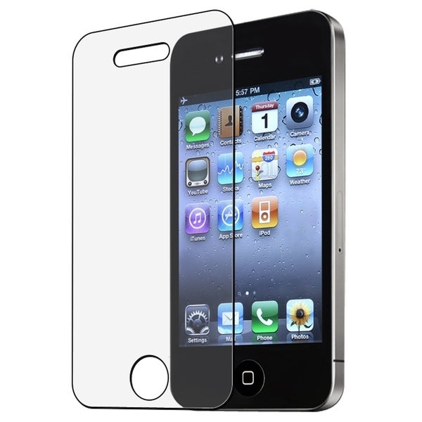 INSTEN Anti-glare Screen Protector for Apple iPhone 4