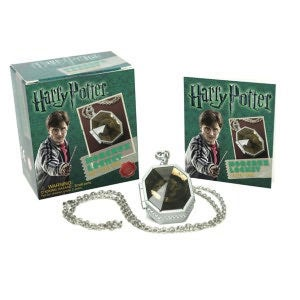 Harry Potter Horcrux Locket and Sticker Book