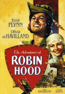 The Adventures of Robin Hood (DVD)