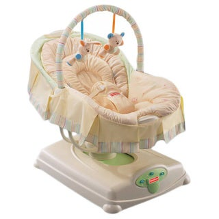Shop Fisher Price Soothing Motions Glider Free Shipping