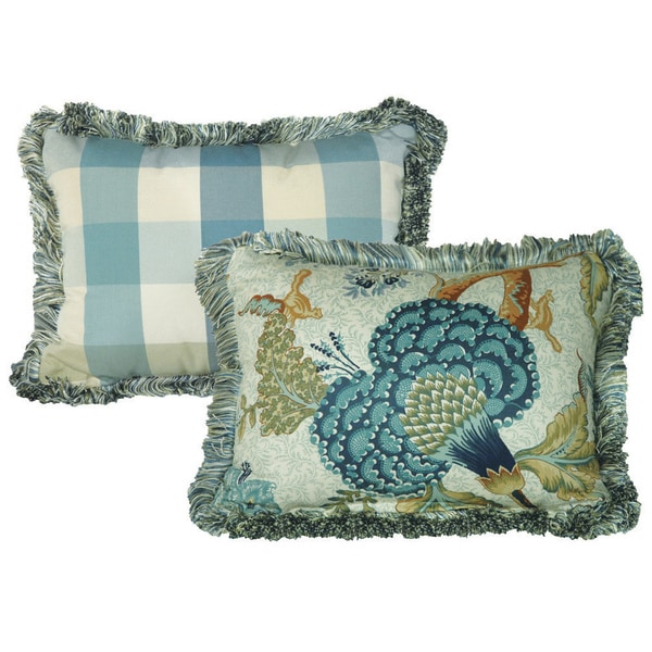 Rose Tree Attingham Park Decorative Pillow