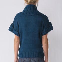Ci Sono by Adi Juniors Cowl Neck Sweater - Thumbnail 1