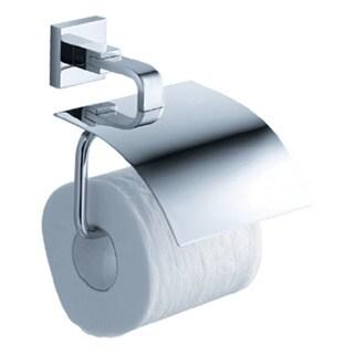 Fresca Glorioso Chrome Toilet Paper Holder