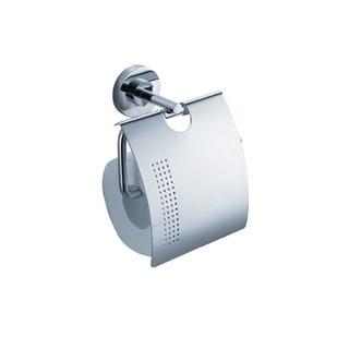 Fresca Alzato Chrome Toilet Paper Holder