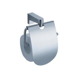 Fresca Generoso Chrome Toilet Paper Holder