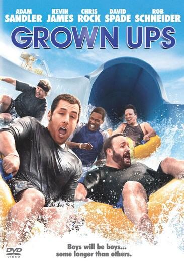 Grown Ups (DVD)