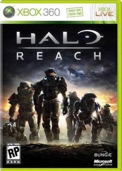Xbox 360 - Halo: Reach