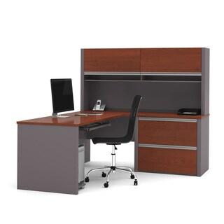 Bestar Connexion L-shape Desk