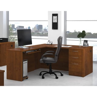 Bestar Embassy L-shape Desk