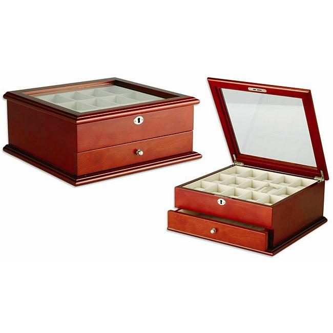 Seya Cherry Wooden Watch Box
