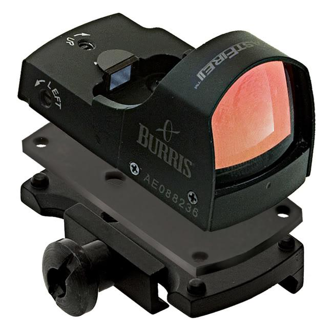 Burris Fastfire II 4-MOA Red Dot Reflex Sight - Thumbnail 0