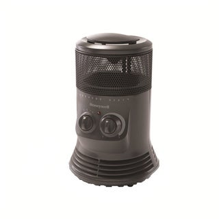 Honeywell HZ0360 Grey Mini Tower 360-degree Swivel Heater