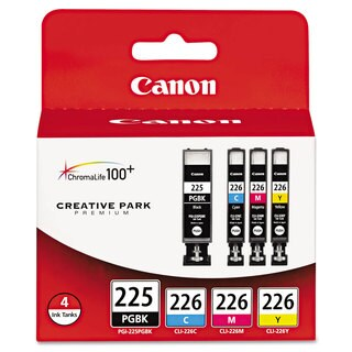 Canon 4530B008 Original Ink Cartridge - Black, Cyan, Magenta, Yellow