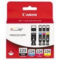 Canon 4530B008 Original Ink Cartridge - Black, Cyan, Magenta, Yellow
