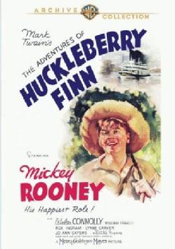 The Adventures Of Huck Finn (DVD)