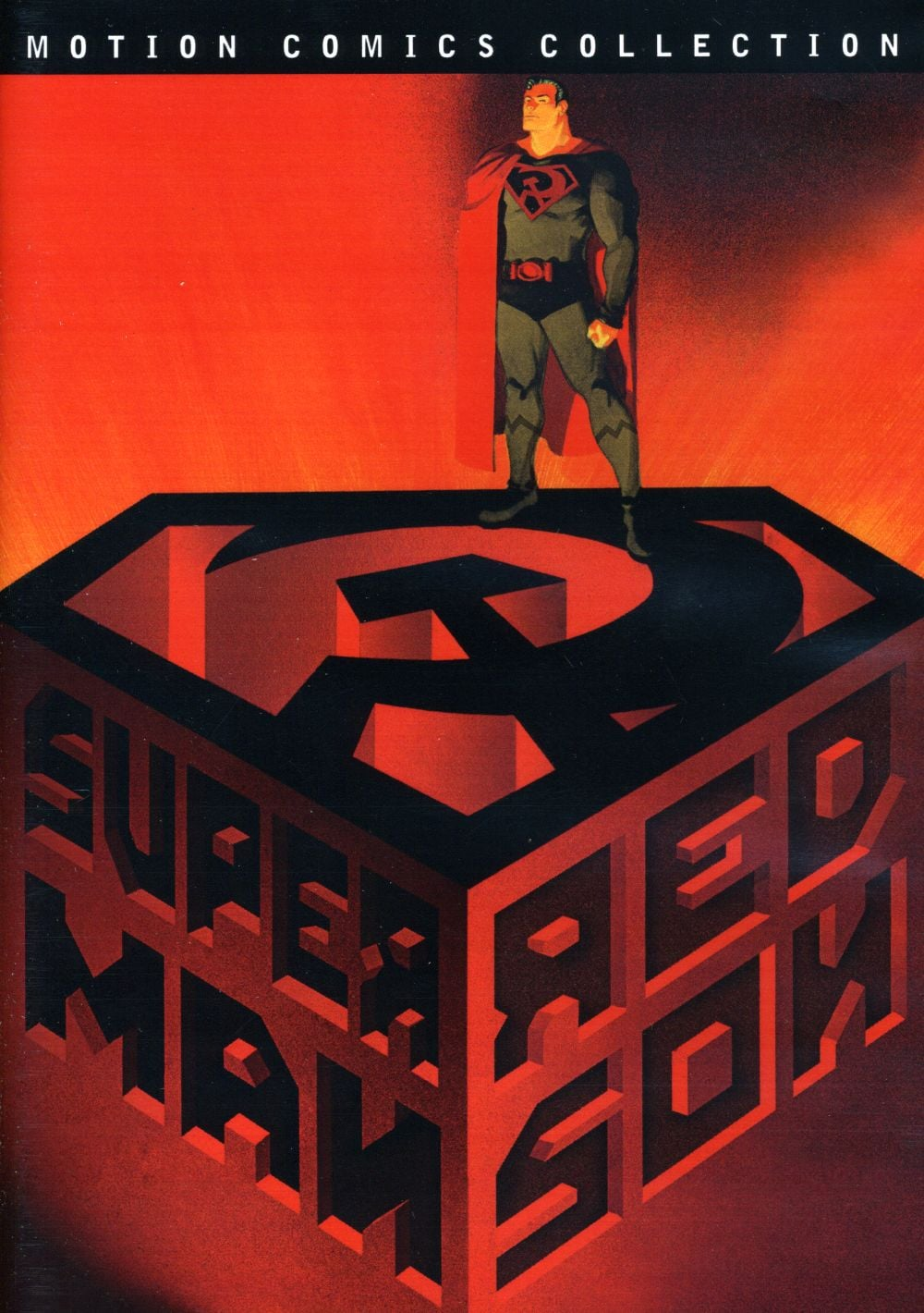 Superman: Red Son Motion Comics (DVD)