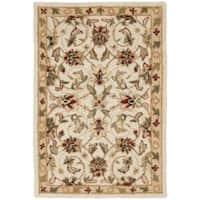 Safavieh Hand-hooked Chelsea Tabriz Ivory Wool Rug - 1'8 x 2'7