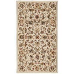 Safavieh Hand-hooked Chelsea Tabriz Ivory Wool Rug (2'9 x 4'9)