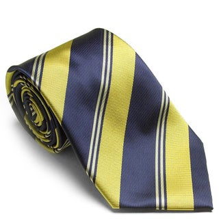 Platinum Ties Men's 'Blue Cougars' Tie