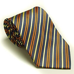 Platinum Ties Men's 'Summer Eve' Tie