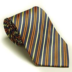 Platinum Ties Men's 'Summer Eve' Tie