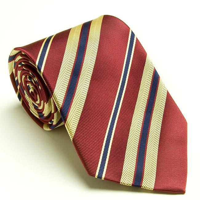 Platinum Ties Men's 'Easy Money' Tie