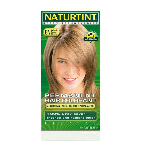Naturtint Permanent 8N Wheat Germ Blonde 5.4-ounce Hair Colorant (Pack of 6)