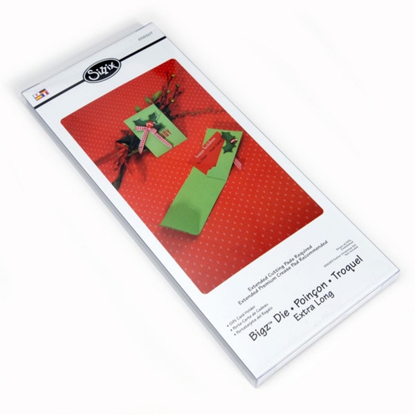 Sizzix Bigz Stu Kilgour Gift Card Holder XL Die