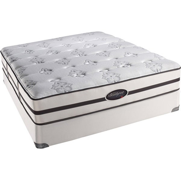 Beautyrest Classic Meyers Extra Firm Queen-size Mattress Set