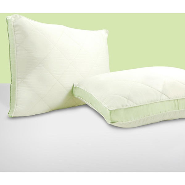 sealy 300 thread count firm support pillows set of 2