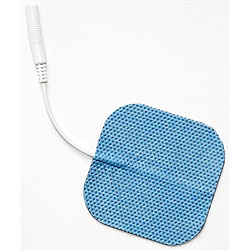 Double Platinum Soft Touch Square 2-inch Electrode 4-packs (Pack of 10)