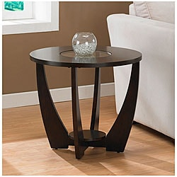 Nice Gracewood Hollow Archer Espresso End Table With Shelf
