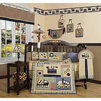 Geenny Constructor 13-piece Crib Bedding Set