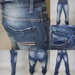 Reco Jeans Men's Encino of Hinton Slim Jeans