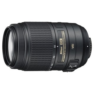 Nikon 2197 - 55 mm to 300 mm - f/4.5 - 5.6 - Telephoto Zoom Lens for