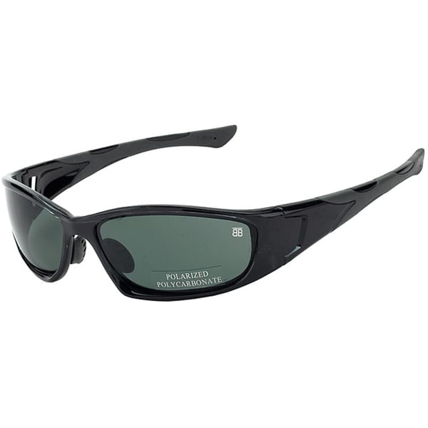Be the Ball Black Polarized Sport Sunglasses