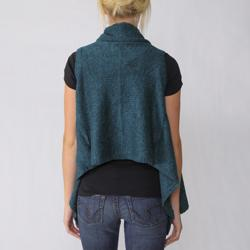 Ci Sono by Adi Juniors Asymmetrical Hem Vest