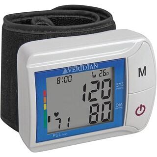 Veridian Digital Blood Pressure Wrist Monitor