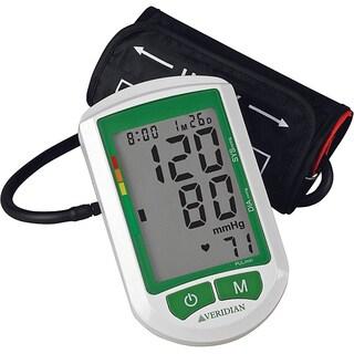 Veridian Jumbo Screen Premium Digital Blood Pressure Arm Monitor