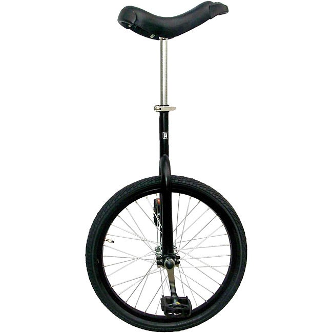 UNO 20-inch Black Unicycle
