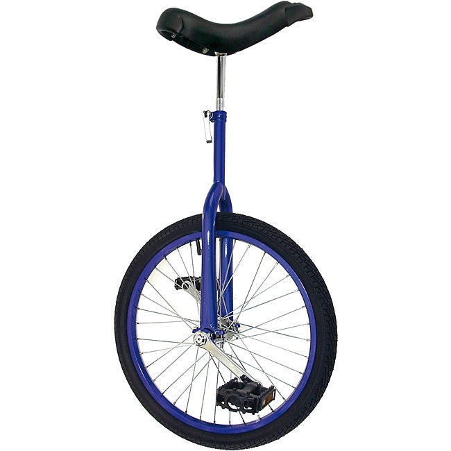 UNO 20-inch Blue Unicycle