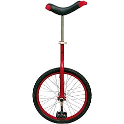 UNO 20-inch Red Unicycle - Thumbnail 0
